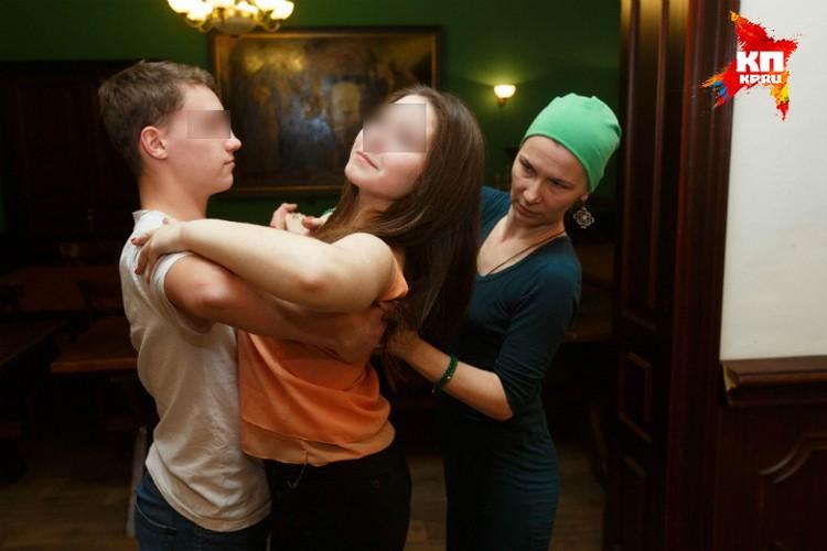 Самые успешные танцоры выступают на мероприятиях