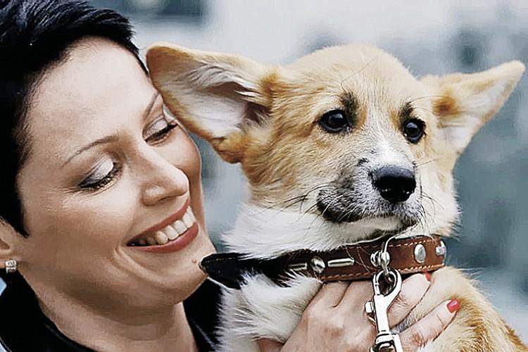 Муж Борис сдался и разрешил купить Елене Фадеевой из Ростова-на-Дону собаку.
