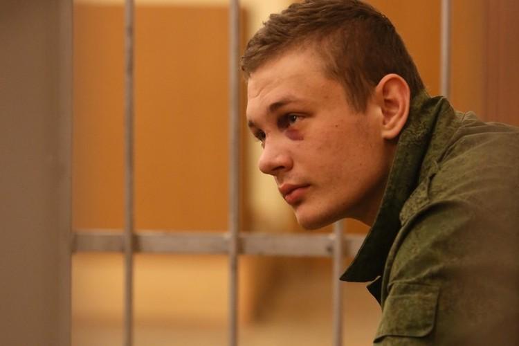 Даценко учился на первом курсе в военно-космической академии имени Можайского.