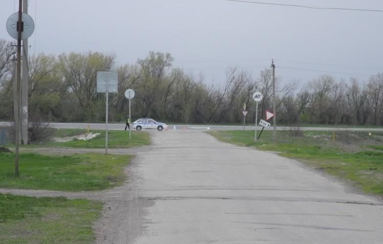 Первый кордон удалось пройти пешком: сызранскую машину пришлось бросить