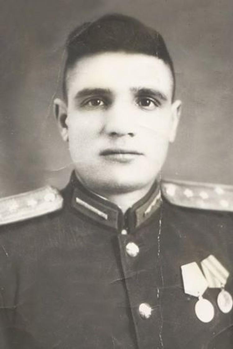 Николай Петрович Аксенов. Фото из Facebook.