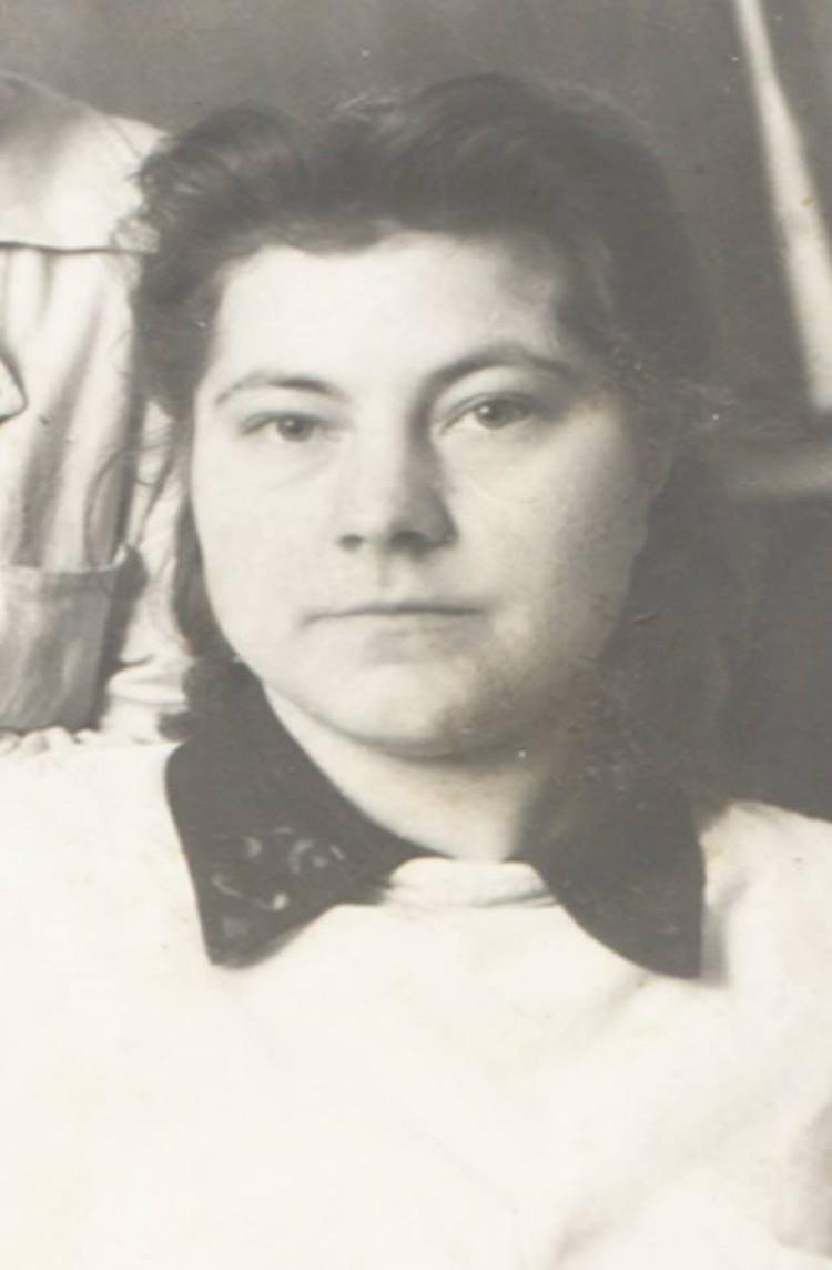Мария Константиновна Аксенова . Фото из Facebook.