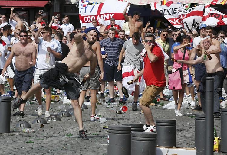 У так называемых «активных фанатов» свой чемпионат Европы.