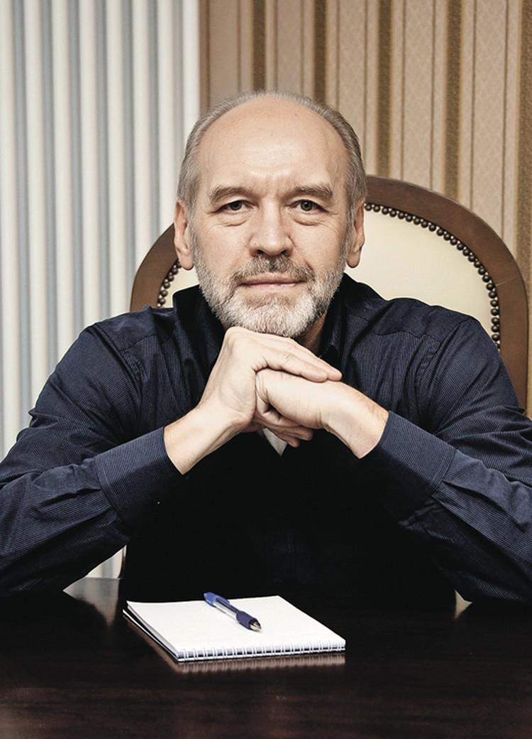 Геннадий Соколов.
