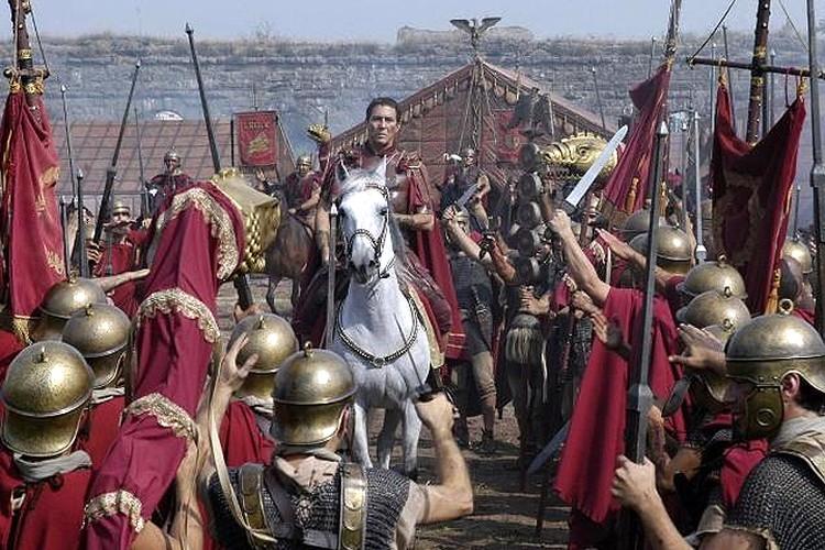«Рим» (2005 — 2007)