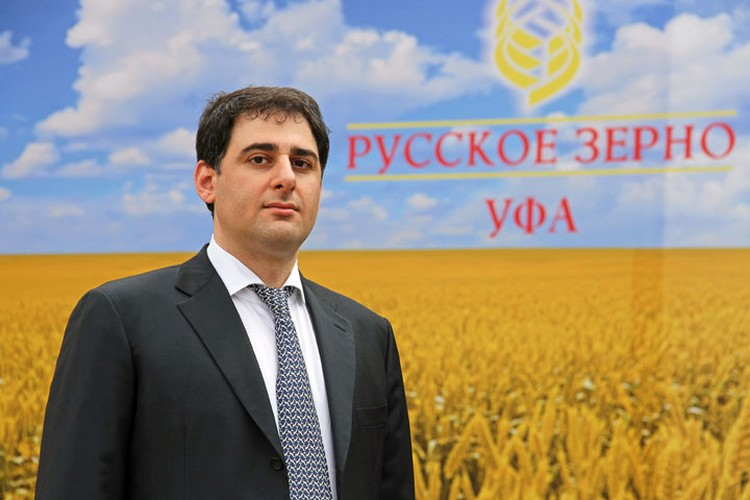 Станислав Насимов, генеральный директор «Русское Зерно Уфа»