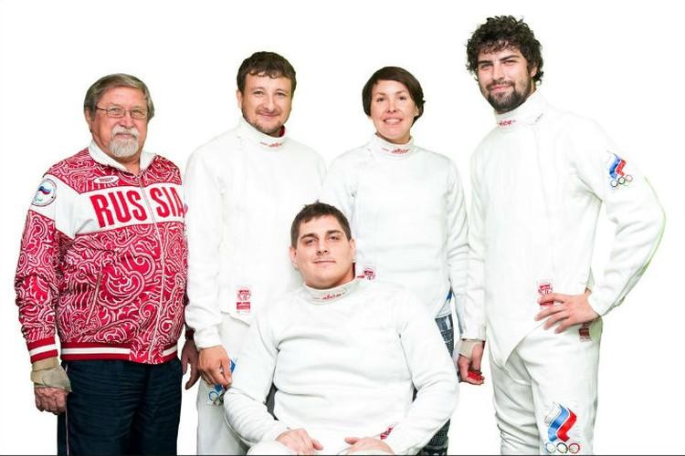 У омских фехтовальщиков есть все шансы на «золото» на Паралимпиаде в Рио. Фото: пресс-служба минспорта Омской области