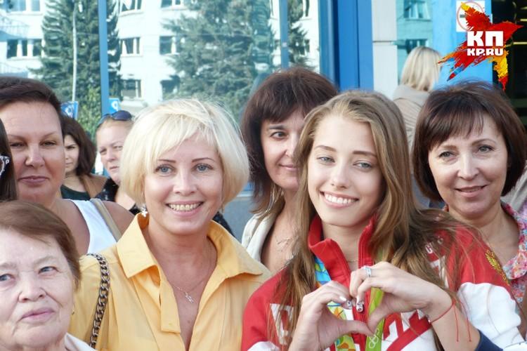 Вера призналась: так ее не встречали даже в Москве.