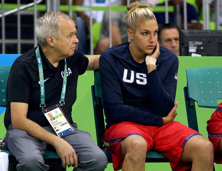 Баскетболистка Елена Делле Донн в августе 2016 года тоже сдала положительный тест на амфетамин