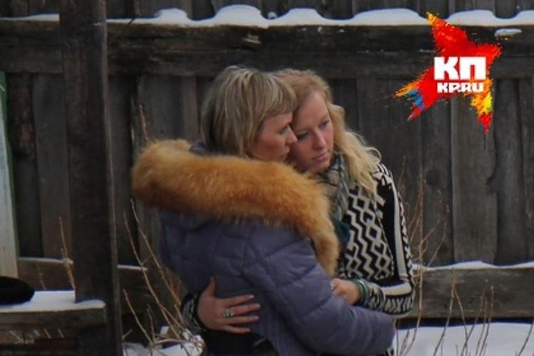 Джессика пбывала в деревне под Братском, где живет ее мать, и простила ее.
