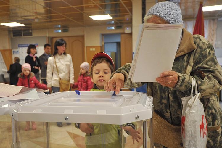 Предварительные результаты выборов объявят в десять часов утра в понедельник, 19 сентября.