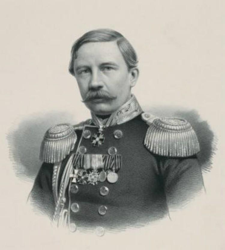 Григорий Бутаков. Фото: Общественное достояние