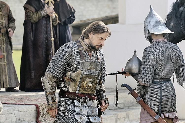 Недавно Цыганов снялся в сериале «София Палеолог», где сыграл царя Ивана III.