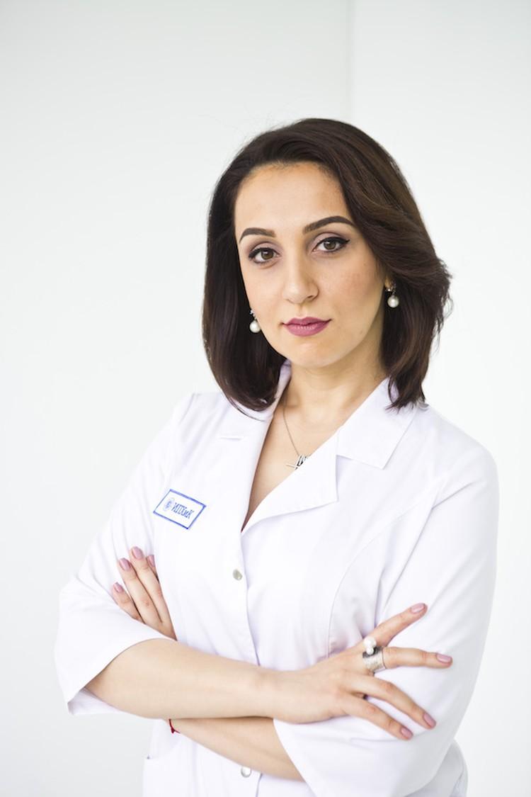 Косметолог Маргарита Навасардян