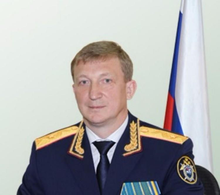 Сергей Калинкин Фото: пресс-служба СК