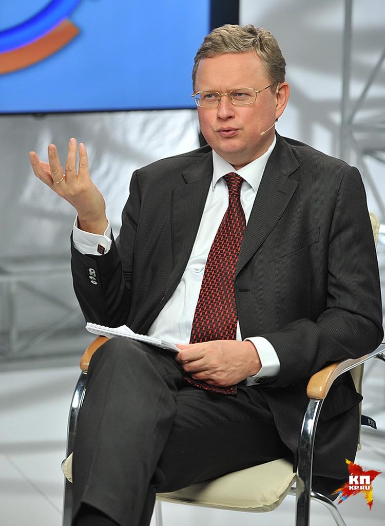 Михаил Делягин высказал свое мнение о задержанном министре Улюкаеве