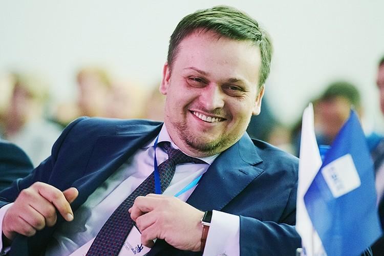 Генеральный директор Агентства стратегических инициатив по продвижению новых проектов (АСИ) Андрей Никитин. ФОТО Донат Сорокин/ТАСС
