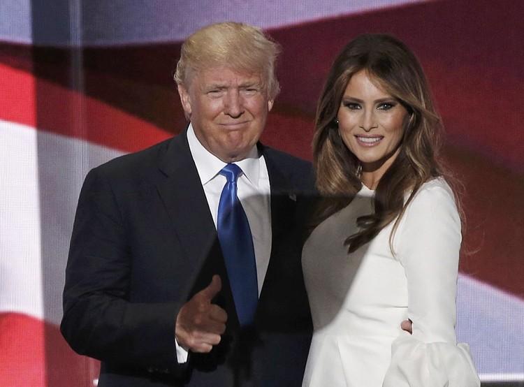 Нынешняя супруга Трампа родом из Словении, одного из первых славянских государств в Европе