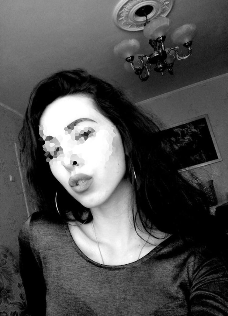 Мария была красавицей и без пластики. Фото со страницы девушки в соцсети.