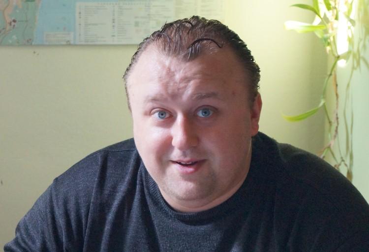 Илья Наумов