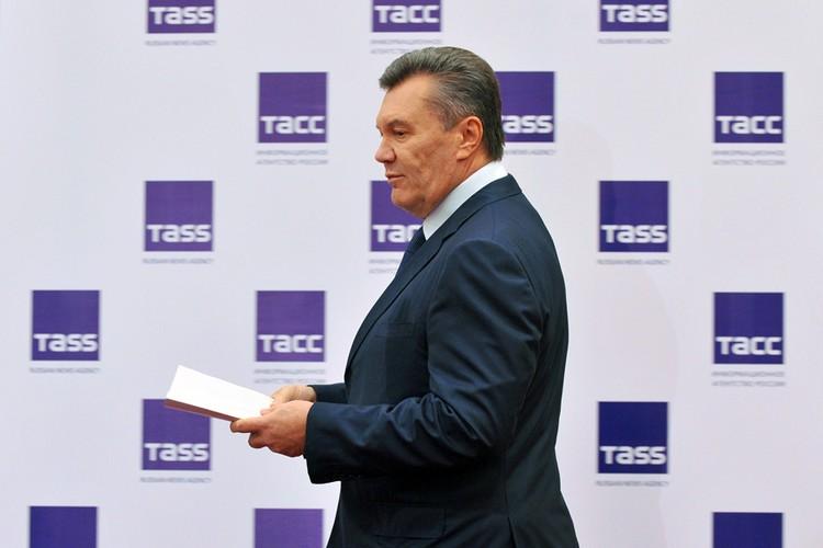 Экс-президент Украины раскрыл журналистам правду, которую Киев так боялся услышать, что сорвал его допрос в прямом эфире