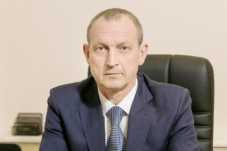 Директор НИУ - филиала РАНХиГС Михаил Марасов. Фото архива НИУ - филиала РАНХиГС.