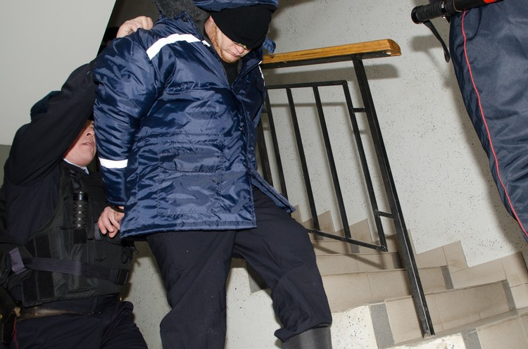 Арестованные проведут за решеткой почти по два месяца