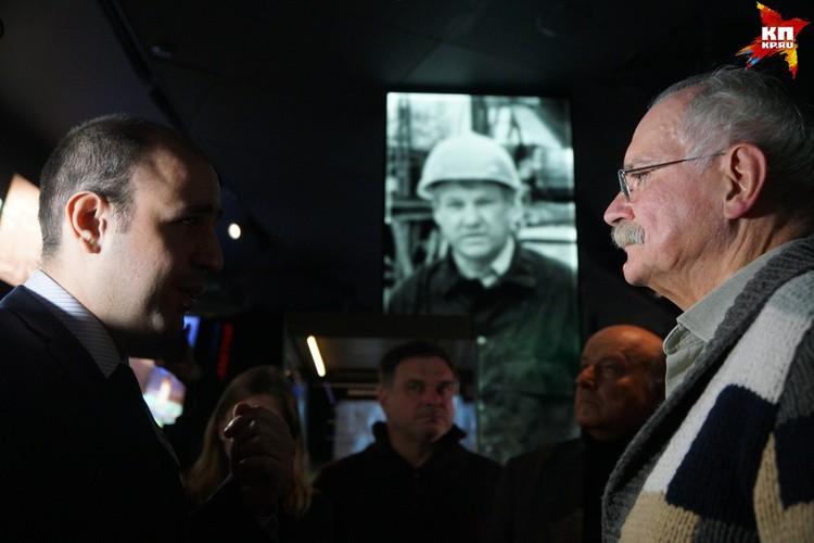 Никита Сергеевич настаивает, что в Ельцин-Центре нужно изменить подход к истории