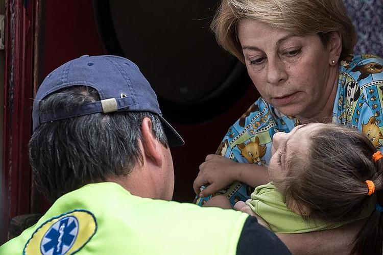 А потом список Доктора Лизы пополнился и сирийскими малышами, которых она также вывозила на лечение в Россию