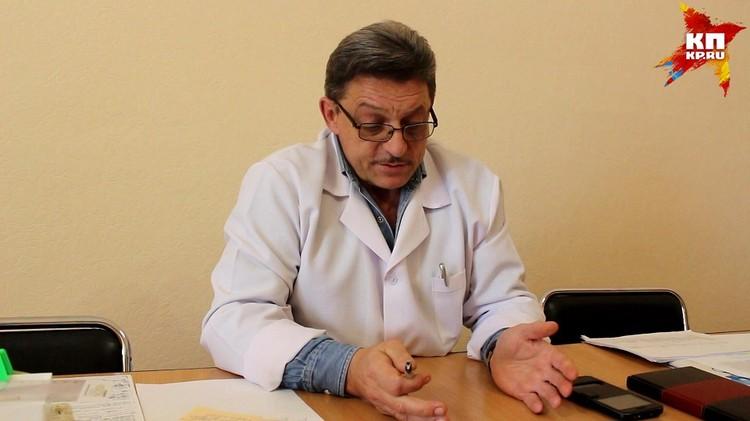 Игорь Усков уверен, что мама «Алешеньки» не вставала на учет в женскую консультацию
