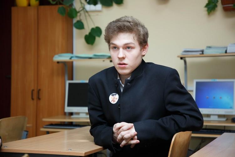 Прадед Андрея в блокадные годы работал с Ольгой Берггольц