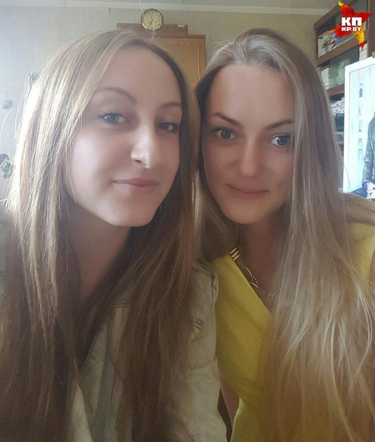 Тома (слева) и Ирина и сегодня - как сестрички. Фото: семейный архив.