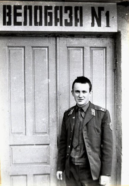Игорь Взоров служил в спортроте ВДВ