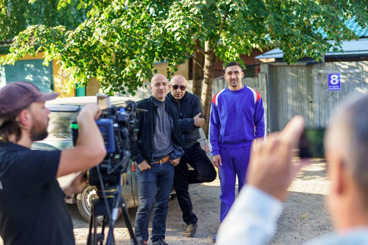 Часть эпизодов снимали в Новосибирске и на природе Ордынского района, а часть - в Армении. Фото: продюсерский центр «1 февраля»