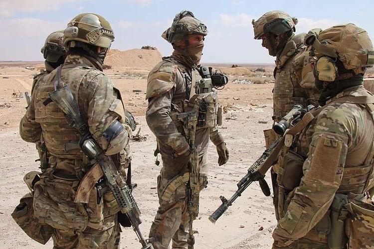Силы специальных операций - элита вооруженных сил России