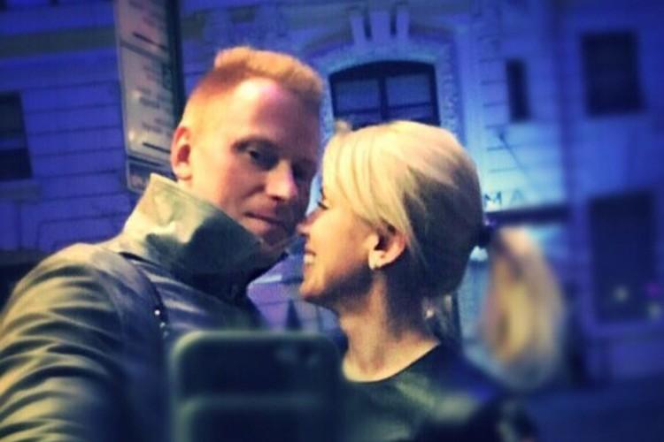 …а недавно по Штатам ездили Анжелика Мезина и Виталий Коваль – уже вдвоем. Фото: соцсети