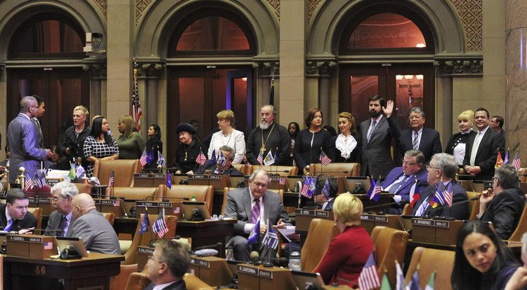 Фото: NYS Assembly.