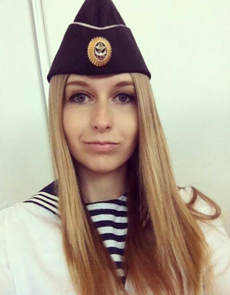 """Фото: Личная страница Юлии Красиковой """"ВКонтакте"""""""