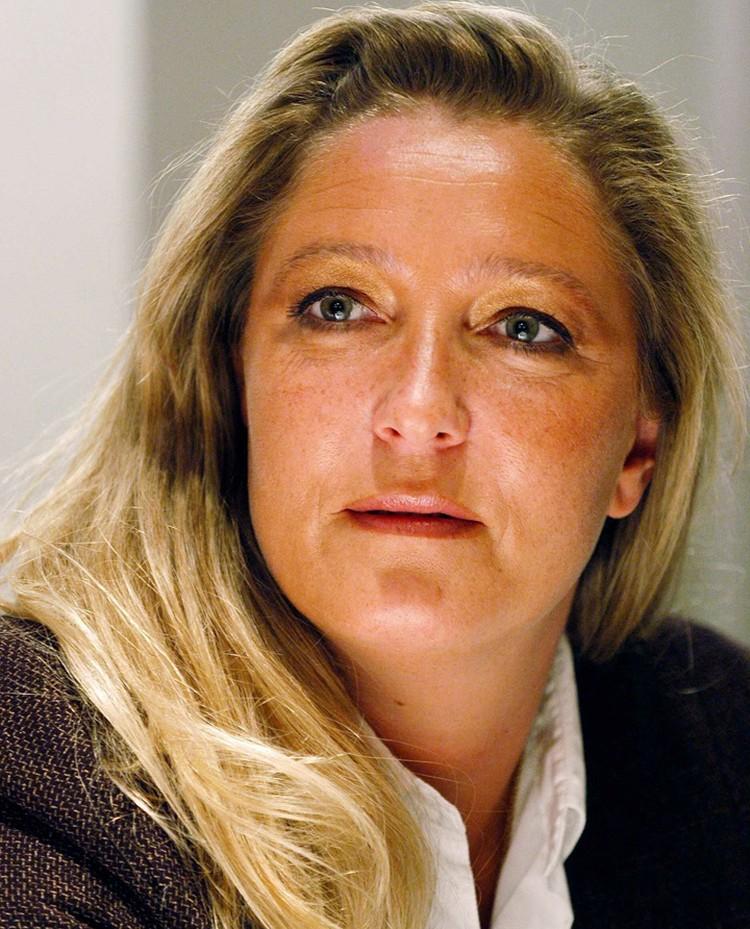 Марин Ле Пен в 2004 году.