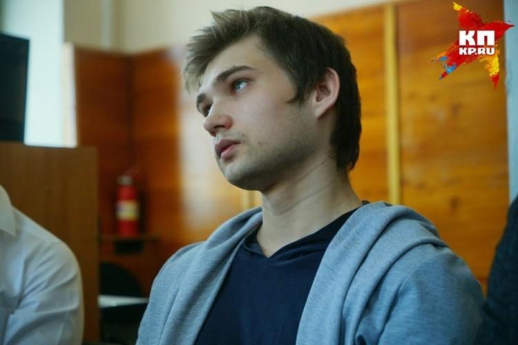 Руслан Соколовский, услышав срок, который для него просит прокурор, был напуган