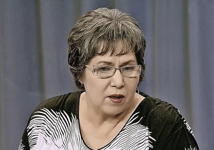 Антонина Логинова уверяет, что сделала все ради детей. А продукты и деньги, которые передавала ей свекровь, отдавала в церковь.