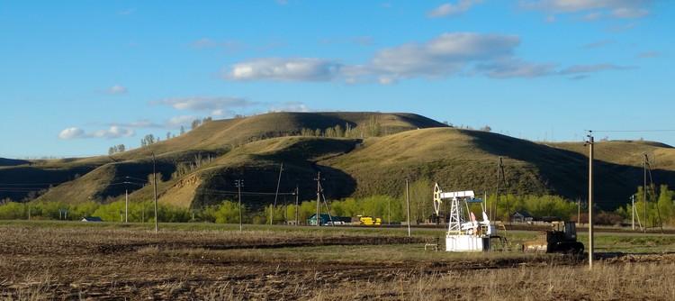 Так вот вы какие, татарские горы! Фото: Сергей СЕМАФОРОВ.