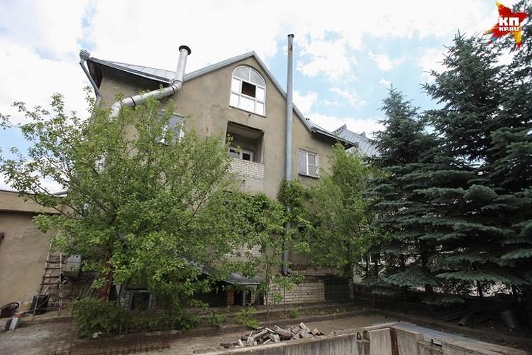 Дом в Ставрополе, предложенный семье Мартенсов.