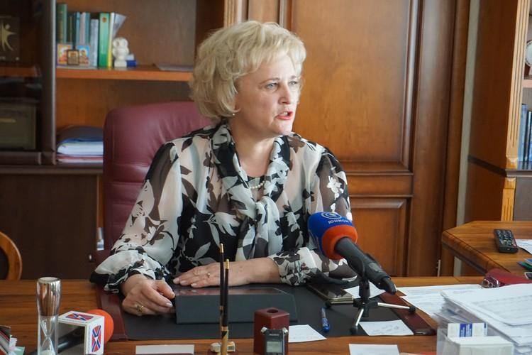 Ректор Светлана Беспалова уверена в преимуществах вузов Республики.