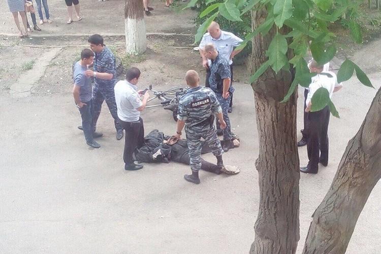 Задержанный велосипедист оказался не причастен к нападению с кислотой на девушек. Фото: https://vk.com/overhear_26