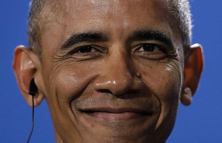 Обаму тоже подозревают в принадлежности к рептилоидам