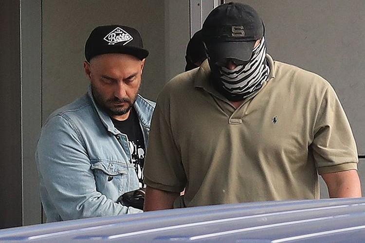 Кирилла Серебренникова задержали в Санкт-Петербурге и доставили на допрос в Москву. Фото: Вячеслав Прокофьев/ТАСС