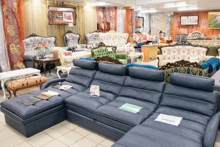 В «Планете мебели» представлен самый большой ассортимент фабрики «Эдем-Самара»