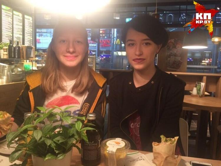 Старшие дочери: Лада и Ника. Фото: личный архив.