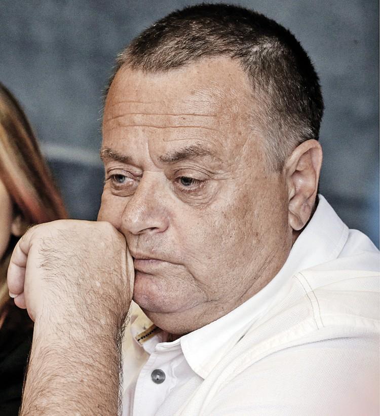 Владимир Фриске с болью воспринял отказ внука от подарков. Фото: Вячеслав ПРОКОФЬЕВ/TASS